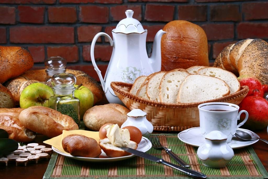 micul dejun in Polonia