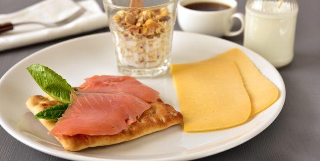 Micul dejun în Suedia