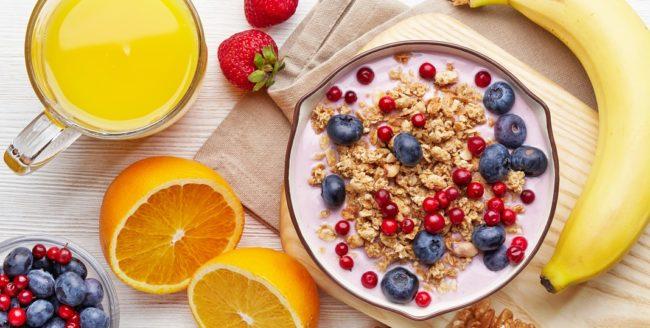 Alimente de la micul dejun care te ajută să arzi calorii