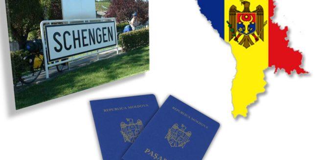 Acces fără viză în spațiul Schengen pentru moldoveni