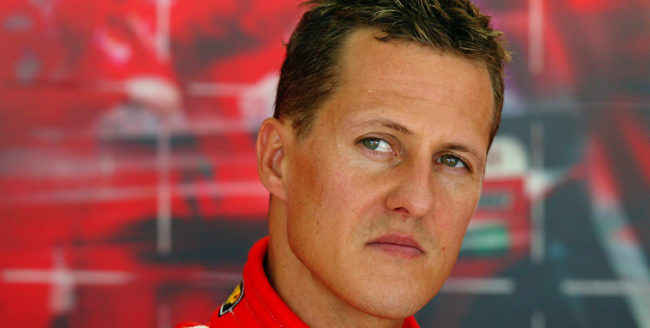 Schumacher și-a revenit din comă
