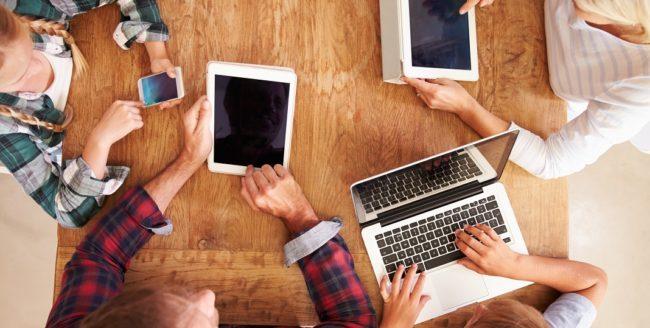 Influența tehnologiei asupra vieții noastre
