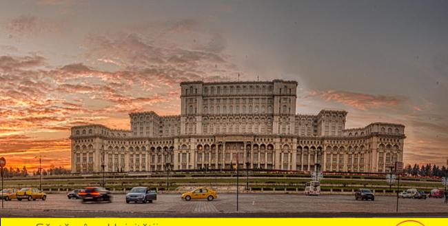 Casa Poporului - cea mai scumpă clădire administrativă din lume