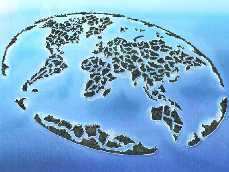 insula the world