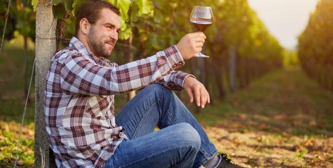 Efectele vinului roșu asupra bărbaților