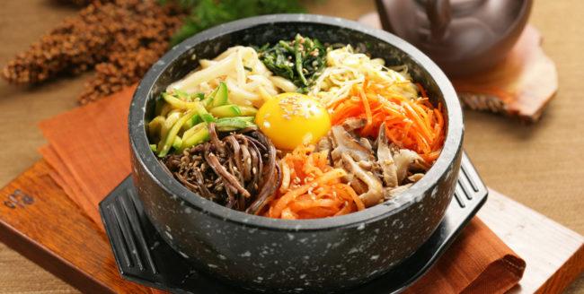Bucătăria coreeană