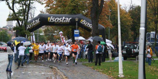 Sărbătorește Toamna Orădeană și Zilele Orașului la Crosul Companiilor Oradea