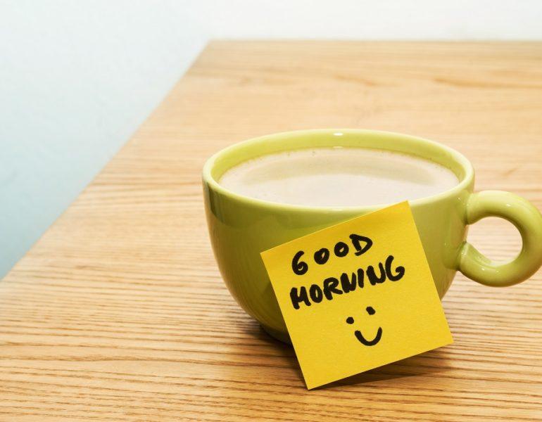 buna-dimineata