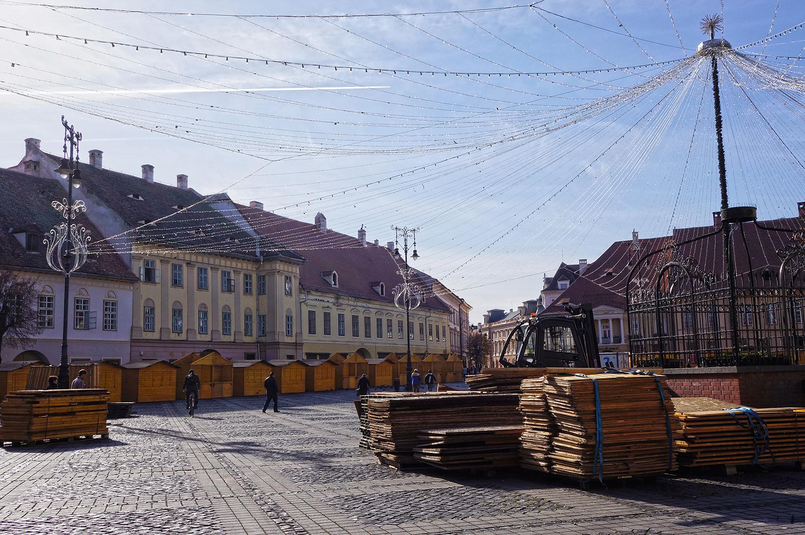 Targul de Craciun Sibiu 2014