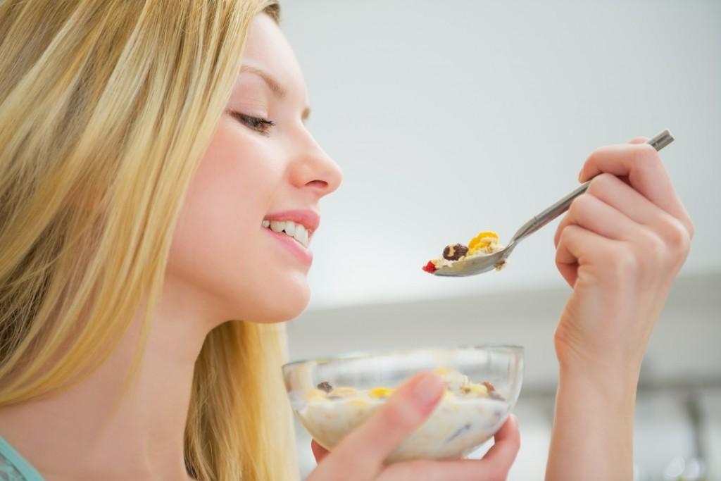 micul dejun pentru femei