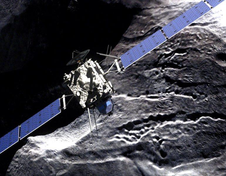 Rosetta Mission