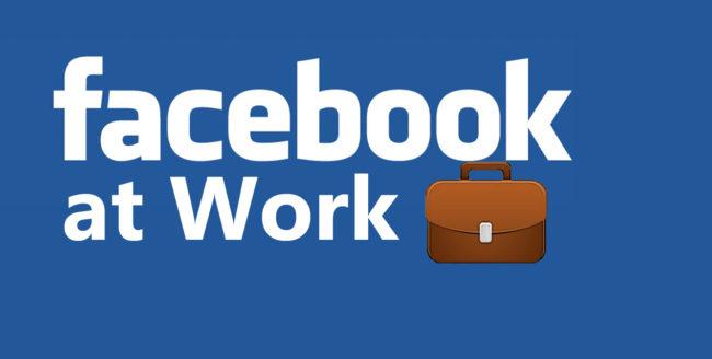 Facebook at Work – rețeau socială profesională lansată de Facebook