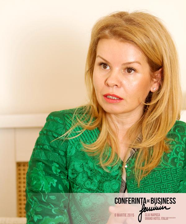 Ioana Filipescu - The Woman 2015