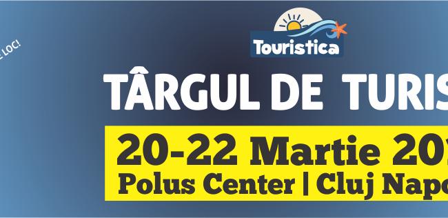 Reduceri de 35% la vacanțe la Târgul de Turism TOURISTICA din Cluj Napoca