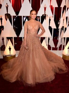 lopez in elie saab couture