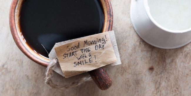6 lucruri pe care trebuie să ți le spui în fiecare dimineață