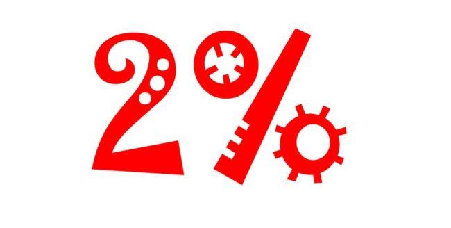 Redirecționează 2% din impozit