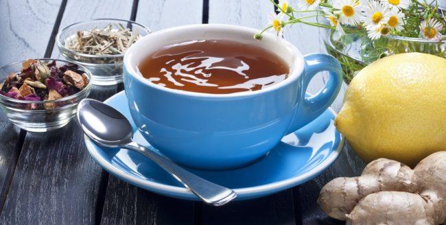 Beneficiile consumului de ceai de ghimbir