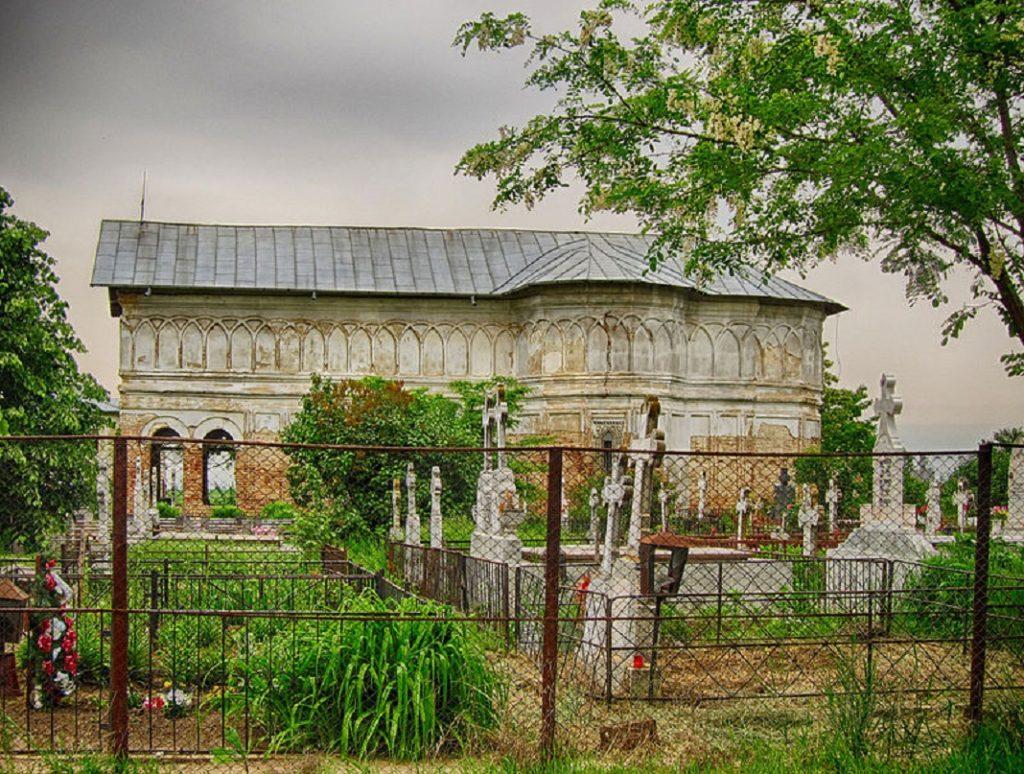 Biserica de la Hagieşti