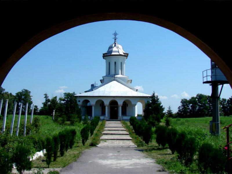 Mănăstirea de la Balaciu