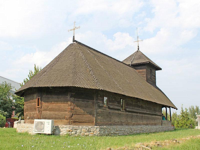 biserica de lemn sf nicoleae