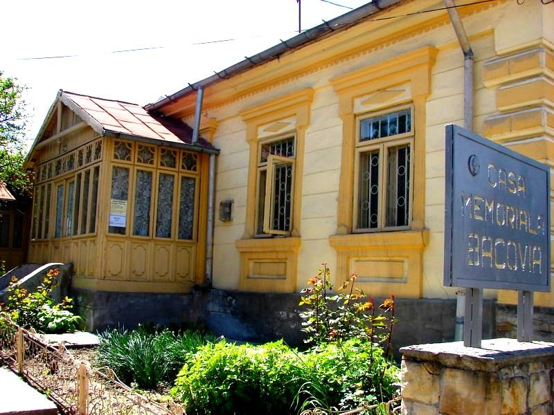 casa memoriala bacovia