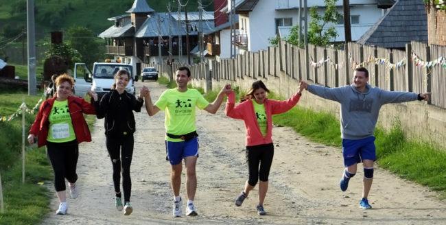 [București] 55 de sportivi aleargă pentru a sprijini 400 de copii orfani