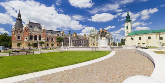 Oradea, desemnat cel mai frumos oraș din România