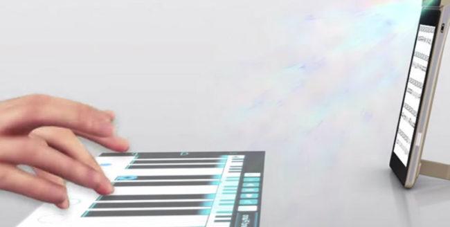 Ultimele gadgeturi Lenovo: papuci inteligenţi, imprimanta 3D pentru cofetării și telefonul cu proiector