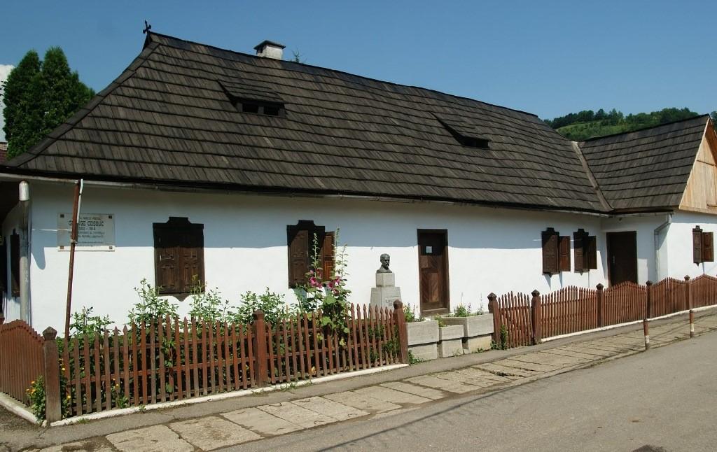 muzeul george cosbuc