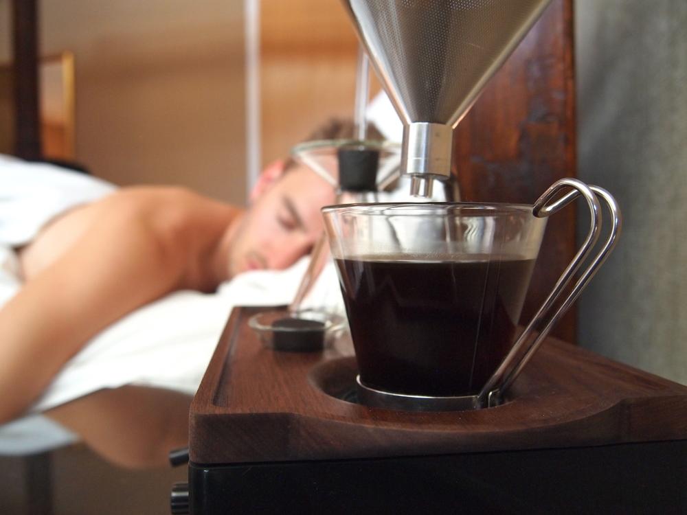 ceas cu cafea