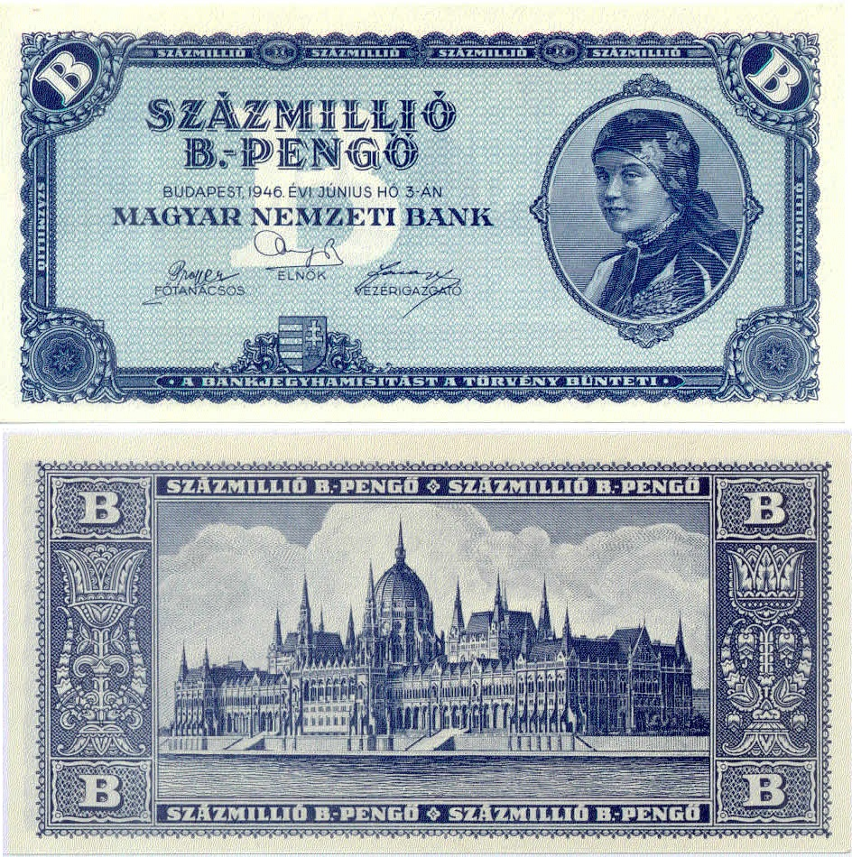 hungary-currency