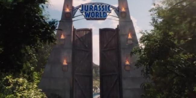 """Record mondial de încasări pentru filmul """"Jurassic World"""", în primul weekend de  proiecții"""