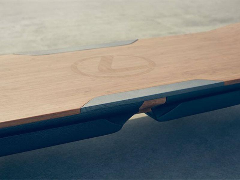 lexus hoverboard 3