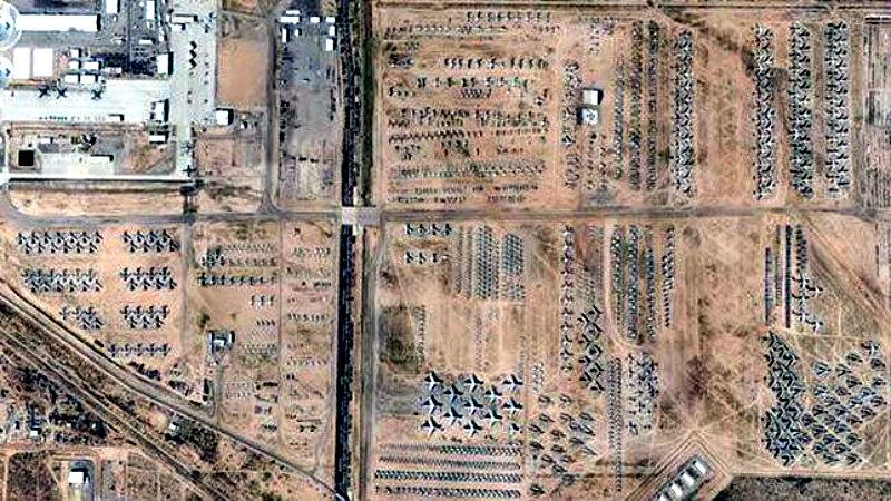 Cimitir de avioane