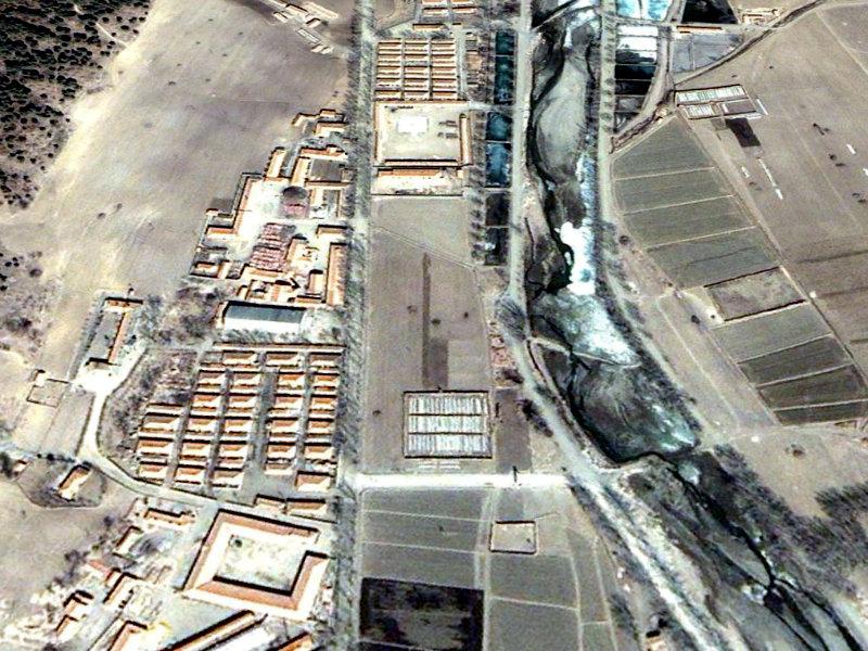 Lagăr de deținuți în Coreea de Nord
