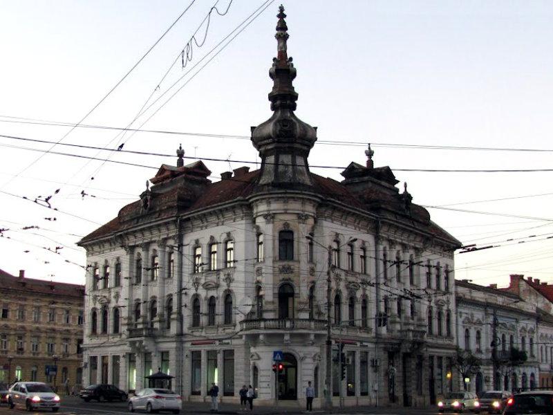 Palatul Babos