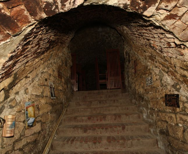 catacombe braila