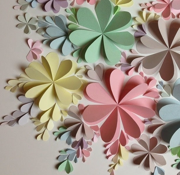 easy-paper-heart-flower-wall-art (5)