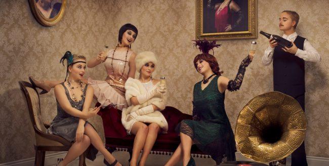 Lecţii de fashion în stil retro