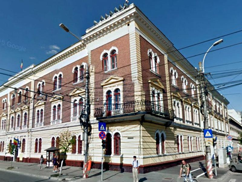 palatul de finante