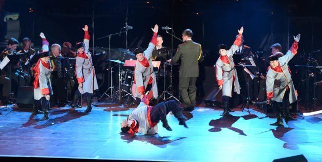 Spectacolul celebrului Cor al Armatei Roșii va fi pus în scenă la Cluj și București