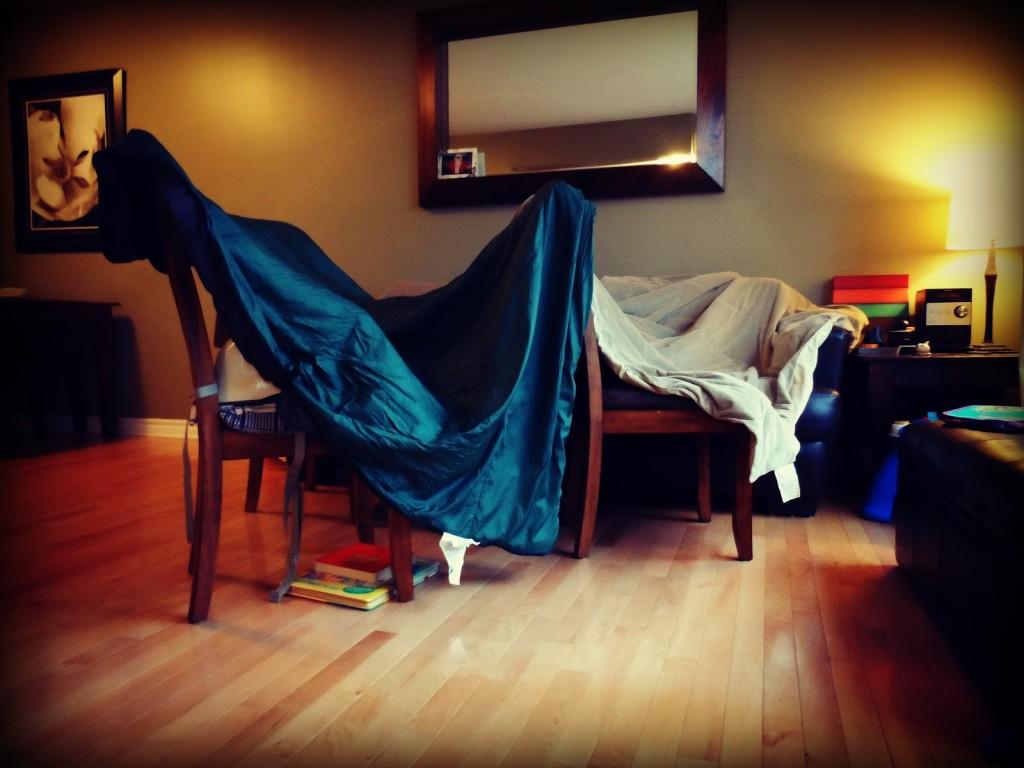 Blanket+fort