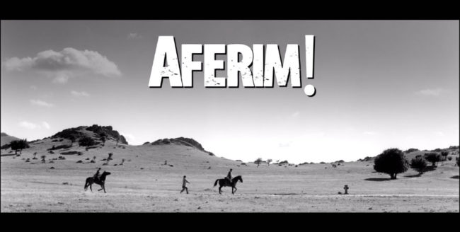 """Filmul """"Aferim!"""", propunerea României la Oscarul din 2016"""