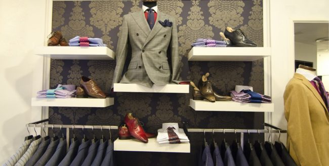 Ținuta vestimentară la bărbați