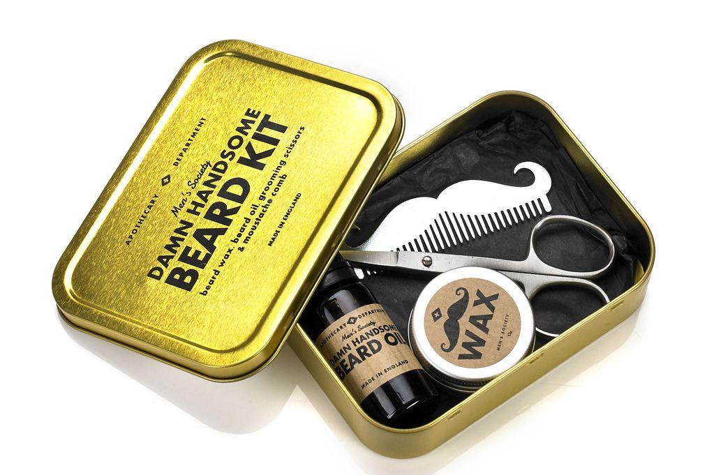 kit pentru barba