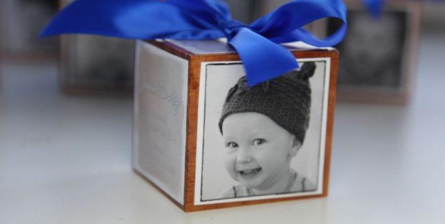 8 Idei de cadouri pentru botez