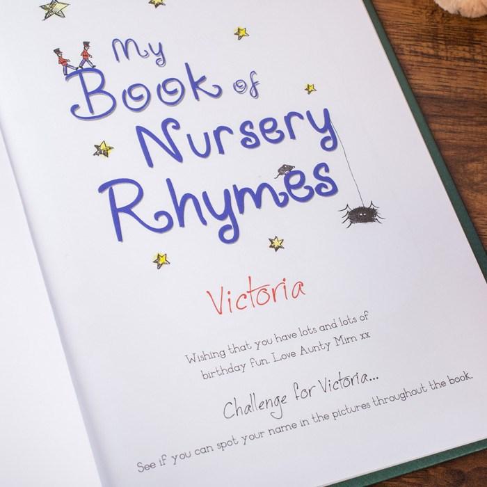 personalised-hardback-childrens-book---nursery-rhymes_b
