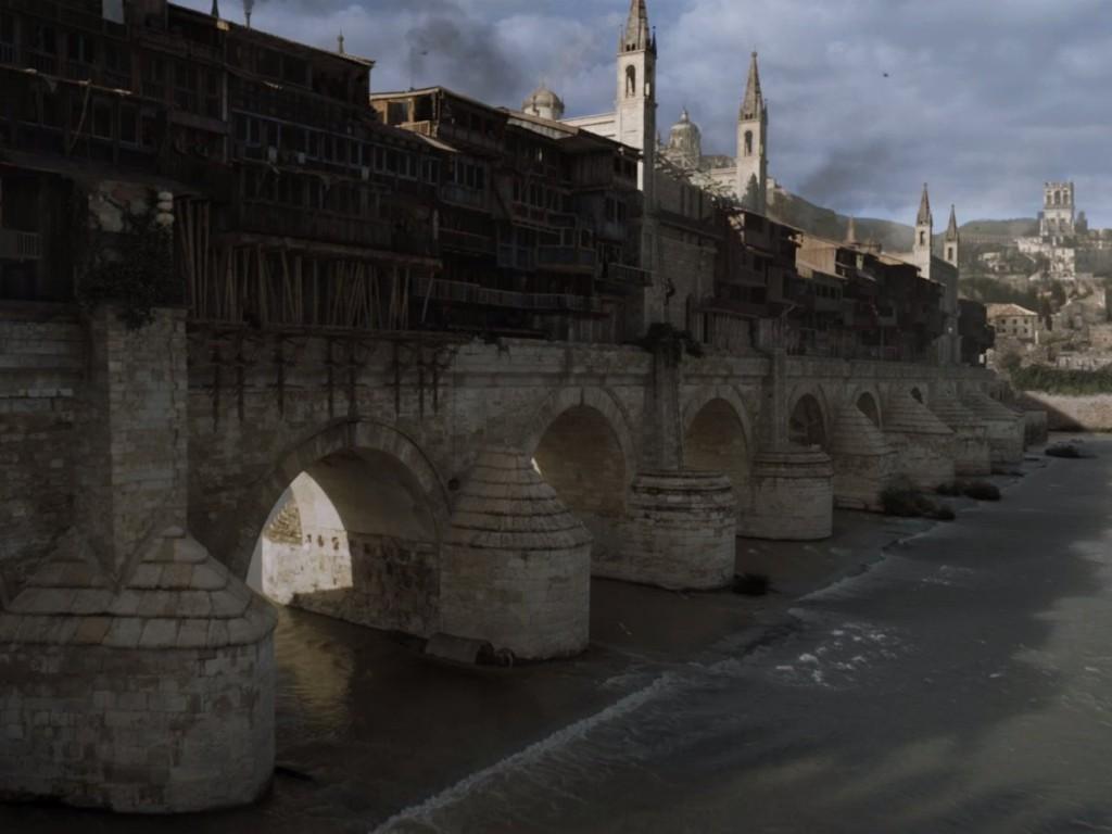 podul roman GOT