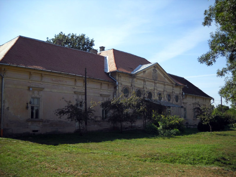 Conacul Degenfeld din Hodod